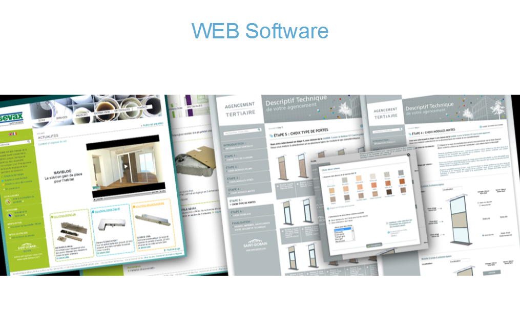 On Line Web Software